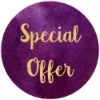 Special Offer circle PNG 100px